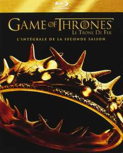 Blu-ray Game of Thrones  - Saison 2