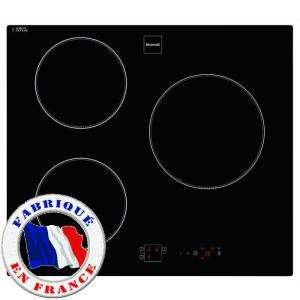 Table de cuisson induction encastrable Brandt TI14B