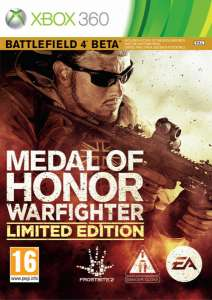 Medal Of Honor Warfighter Limited Edition  + 1 T-shirt au choix !!