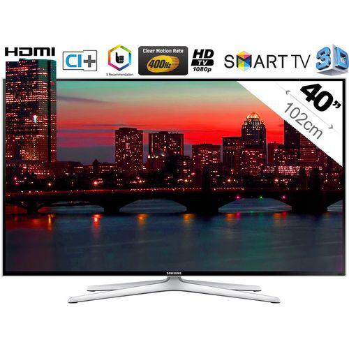 """TV 40"""" Samsung UE40H6400 (+ 80€ offerts en bon d'achat)"""