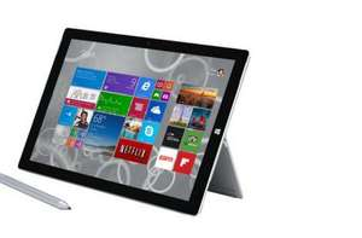 """[Offre Adhérents] Tablette 12"""" Microsoft Surface Pro 3 128Go"""