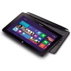 "Tablette hybride 11.6"" Samsung ATIV Smart PC (700T1C-G01FR)"