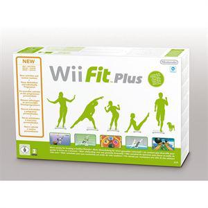 Wii Fit Plus (Wii Balance Board inclus)