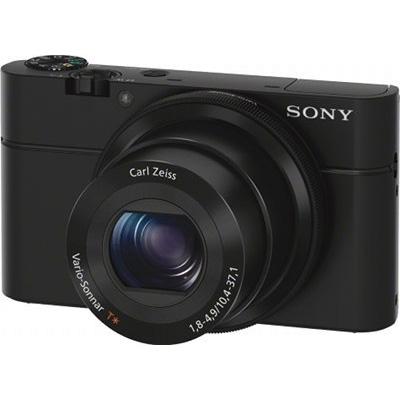 [Adhérent] Appareil photo numérique Sony DSC-RX100 - Noir (avec ODR 50 €)