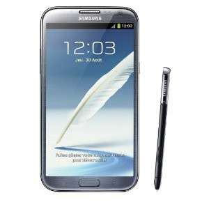 Samsung - Galaxy Note II - Smartphone - Android - Gris