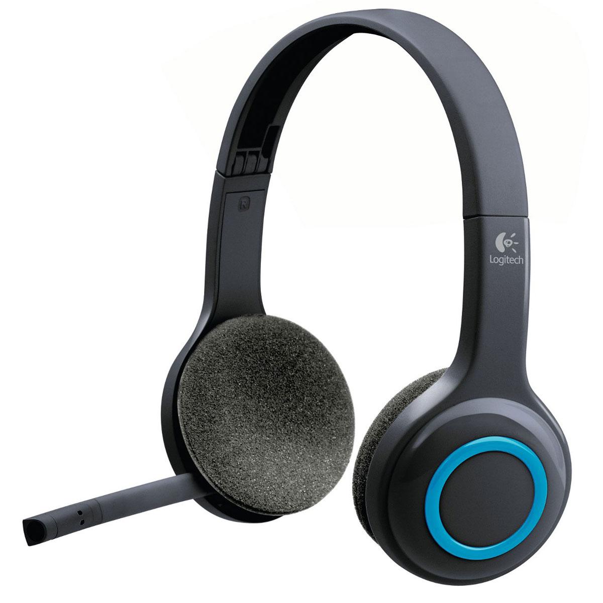 Micro-casque Logitech Wireless Headset H600