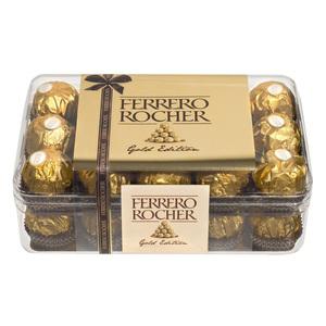 3 boîtes de chocolats de  Ferrero Rocher x30 à 8.66€ au lieu de 19€47€ soit 2.88€ la boite!