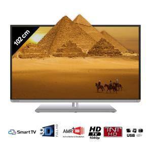 """Téléviseur 40"""" Toshiba 40L5445DG - smart TV - 3D LED  (avec ODR 50€)"""