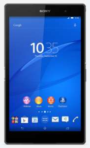 Tablette Xperia Z3 Compact 16Go WiFi