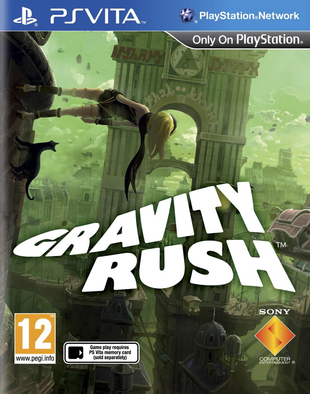 Promotion sur une sélection de jeux (Dématérialisé) - Ex: Gravity Rush sur PS Vita