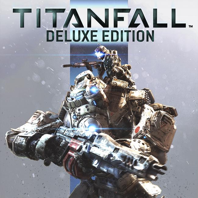 [Abonnés Gold] Titan Fall Edition Deluxe sur Xbox One (Dématérialisé)