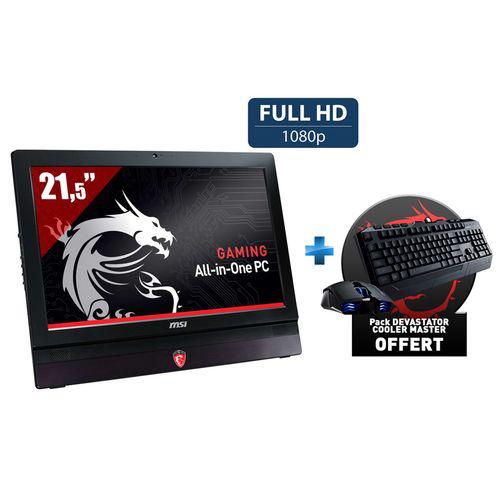 ordinateur tout en un gamer MSI AG220 2PE-120XEU - i5 - GTX 860M