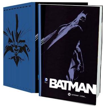 Collection Batman  75 ans - Intégrale 10 volumes