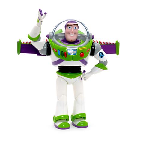 Jusqu'à 40% de réduction sur une sélection de jouets - Ex : Figurine parlante Buzz l'Éclair 30 cm