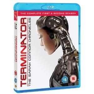 Terminator The Sarah Connor Chronicles - Coffret Blu-Ray des Saisons 1 et 2