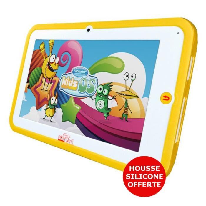 Tablette enfant KidsPad 2 Vidéojet