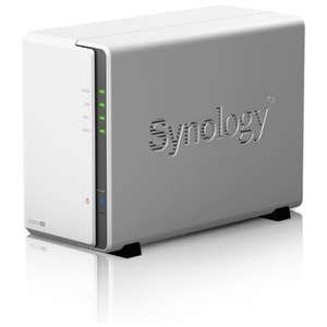 NAS Synology DS214se (2 baies)