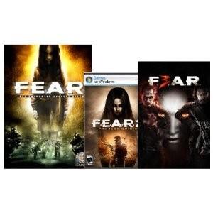 [PC] Trilogie F.E.A.R. (Steam)