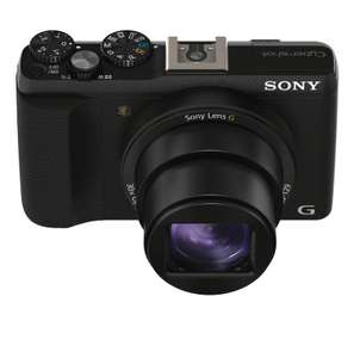 Appareil photo Sony DSCHX60B - 20,4 Mpix Zoom optique 30x Wi-Fi/HDMI/USB Noir