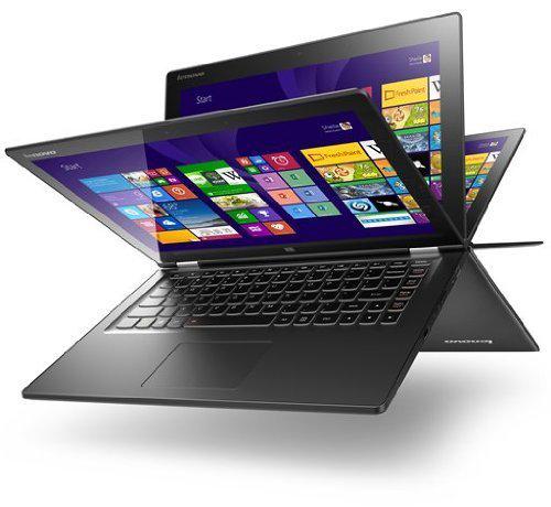 """PC Portable Hybride Tactile 13"""" Lenovo Yoga 2 13 - Core i3 - Noir (Avec ODR de 100€)"""