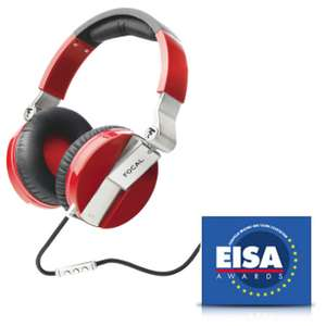 Casque Focal spirit one rouge