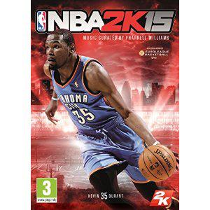 Jeu PC (dématérialisé) NBA 2K15