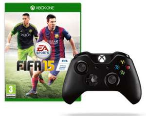 Jeu FIFA 15 Xbox One + Manette Officielle