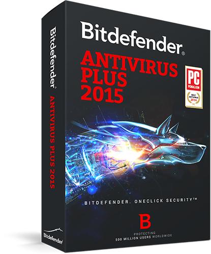 Sélection de logiciels antivirus/sécurité  Bitdefender en promo - Ex : Bitdefender Antivirus Plus 2015