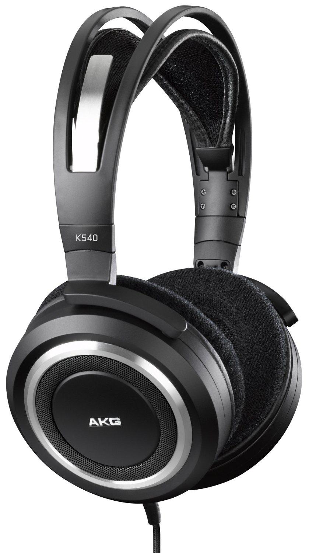 Casque Audio Stereo AKG K540 Hi-Fi  - Noir