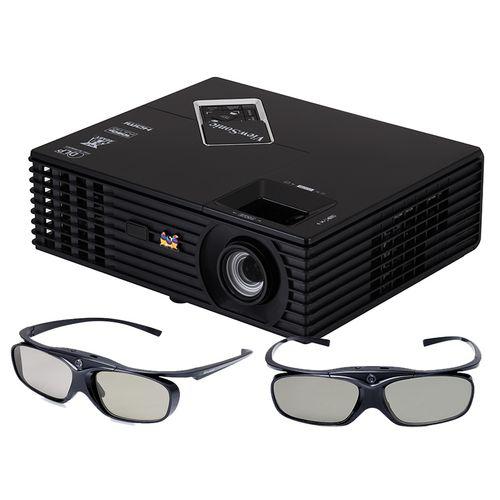 Vidéoprojecteur Viewsonic DJD7820HD - Full HD + 2 paires de lunettes 3D