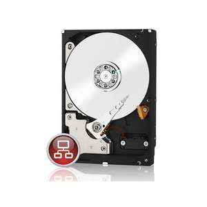 Disque dur interne Western digital - 5400tours/min Red 1 To