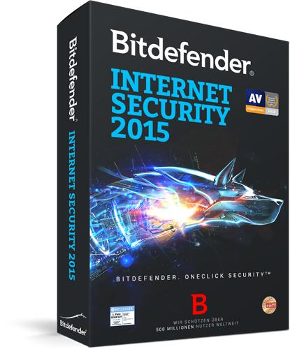 Bitdefender Internet Security 2015 licence 9 mois gratuite sur PC (par VPN gratuit)