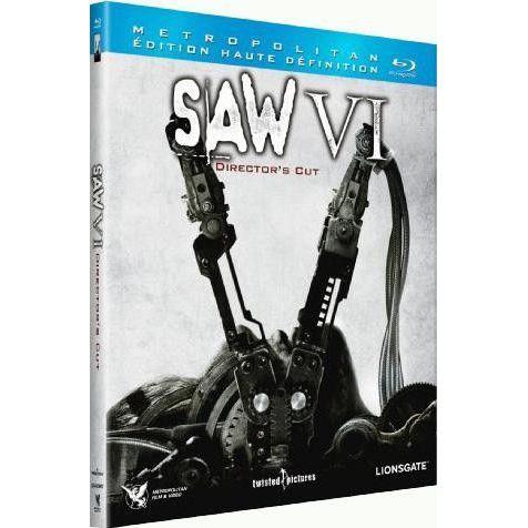 Blu-ray - Saw 3 ou Saw 4 ou Saw 6