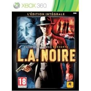 L.A. Noire - édition complète xbox 360