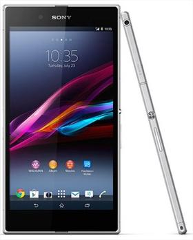 Smartphone Sony Xperia Z Ultra  - Blanc