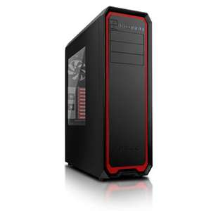 Boîtier PC Antec Nineteen Hundred - Rouge
