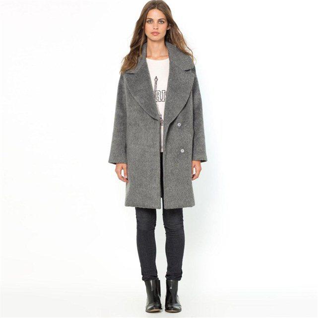 Jusqu'à -80% sur une sélection de produits - Ex: Manteau Soft Grey