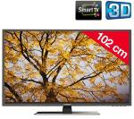 "Téléviseur LED 40"" Blaupunkt BLA40/133Z - 3D, Smart TV"