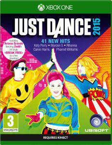 Just Dance 2015 sur Xbox One et PS4
