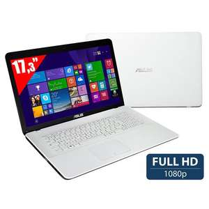 "PC Portable 17.3"" Full HD Asus X751LK-T4022H (GTX 850M 2 Go, i5-4210U, 6Go DDR3, 1 To HDD)"