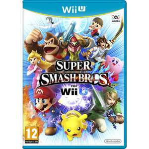 Super Smash Bros sur Wii U