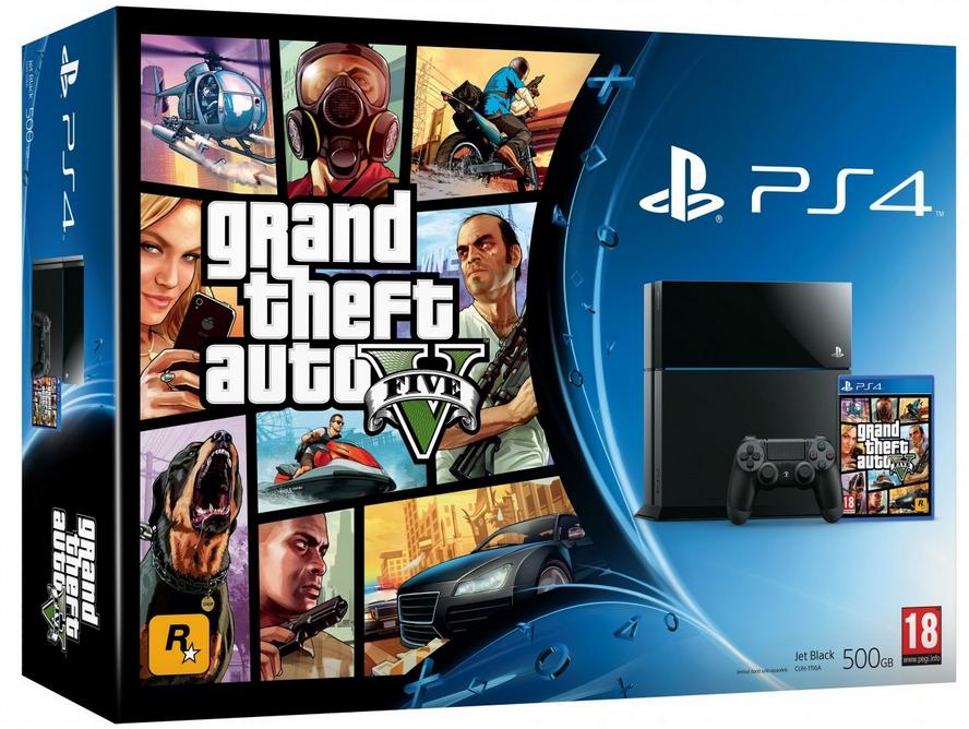 [Adhérents] Pack PS4 avec GTA V + Far Cry 4 offert