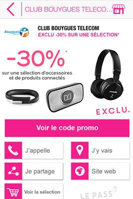 -30% sur une sélection d'accessoires connectés