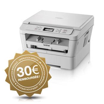 Imprimante laser monochrome Brother DCP-7055 (avec ODR 30€)