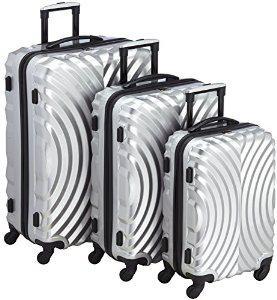 Set de 3 valises Easy Pack Boa de 36, 60 & 96 Litres