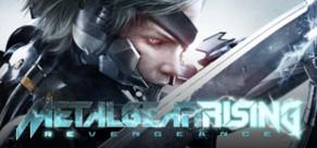 Metal Gear Rising : Revengeance sur PC (Dématérialisé - Steam)
