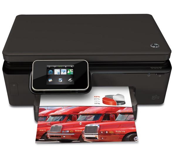 Imprimante jet d'encre multifonctions HP Photosmart 6525 Wi-fi