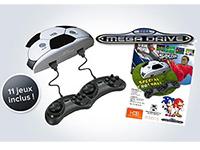 Console Sega SM 2010 avec 11 jeux inclus + 2 manettes