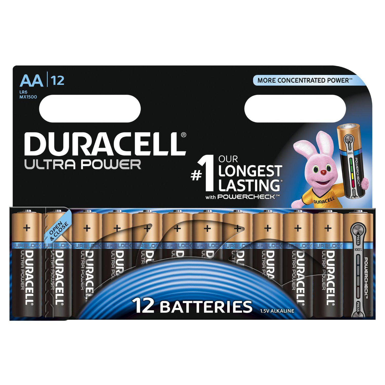 1 pack de piles Duracell acheté = 1 pack offert