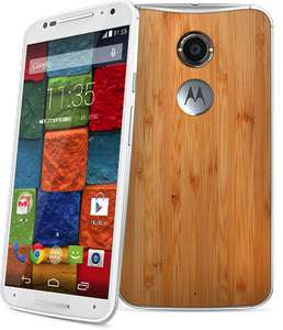 Smartphone Motorola Moto X personnalisé (2ème génération)